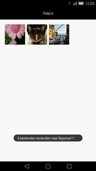 Huawei Ascend Mate 7 4G (Model MT7-L09) - Contacten en data - Foto