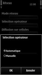 Nokia 500 - Réseau - utilisation à l'étranger - Étape 10