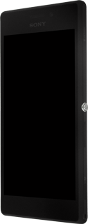 Sony Xpéria M2 - Premiers pas - Découvrir les touches principales - Étape 9