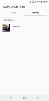 Samsung Galaxy A6 - MMS - afbeeldingen verzenden - Stap 16