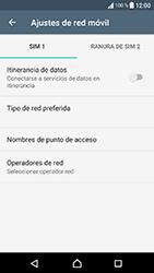 Sony Xperia XA1 - Mensajería - Configurar el equipo para mensajes multimedia - Paso 6