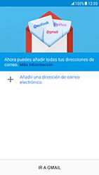 Samsung Galaxy S6 - Android Nougat - E-mail - Configurar Gmail - Paso 6