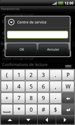 HTC A9191 Desire HD - SMS - configuration manuelle - Étape 6