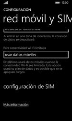 Nokia Lumia 635 - Internet - Configurar Internet - Paso 6