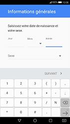 Huawei P10 Lite - Applications - Créer un compte - Étape 7