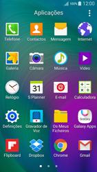 Samsung Galaxy A5 - SMS - Como configurar o centro de mensagens -  3