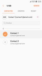 Samsung J330F Galaxy J3 (2017) - E-mail - Hoe te versturen - Stap 8