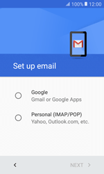 Samsung G389 Galaxy Xcover 3 VE - E-mail - Manual configuration (gmail) - Step 8