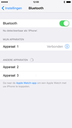 Apple iPhone 6 iOS 9 - Bluetooth - koppelen met ander apparaat - Stap 8