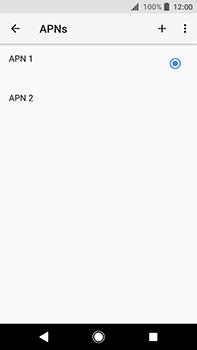 Sony Xperia XA2 Ultra - MMS - Manual configuration - Step 16