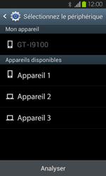 Samsung Galaxy S2 - Photos, vidéos, musique - Envoyer une photo via Bluetooth - Étape 13