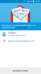 Samsung Galaxy A3 (A300FU) - E-mails - Ajouter ou modifier votre compte Gmail - Étape 15