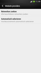 HTC One Mini - Bellen - in het buitenland - Stap 6