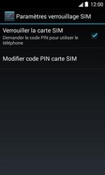 Bouygues Telecom Bs 403 - Sécuriser votre mobile - Personnaliser le code PIN de votre carte SIM - Étape 6