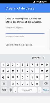 Samsung Galaxy S8 - Applications - Créer un compte - Étape 13