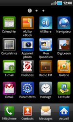 Samsung I9000 Galaxy S - Internet - Configuration manuelle - Étape 3