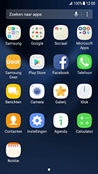 Samsung Galaxy S7 - Android N - Voicemail - Handmatig instellen - Stap 3