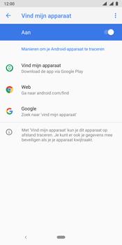 Nokia 9 - Beveiliging en privacy - zoek mijn mobiel activeren - Stap 7