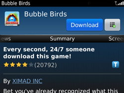 BlackBerry 9720 Bold - Applications - Downloading applications - Step 8