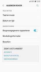 Samsung Galaxy Xcover 4 (SM-G390F) - Instellingen aanpassen - Fabrieksinstellingen terugzetten - Stap 5