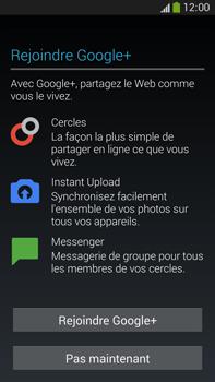 Samsung Galaxy Note 3 - Premiers pas - Créer un compte - Étape 20