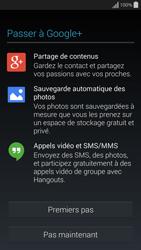 Samsung Galaxy Alpha - Premiers pas - Créer un compte - Étape 25