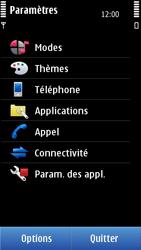 Nokia C7-00 - Internet - configuration manuelle - Étape 5