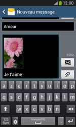 Samsung Galaxy Ace 3 - Contact, Appels, SMS/MMS - Envoyer un MMS - Étape 20