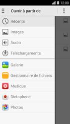 Huawei Ascend Y550 - E-mail - envoyer un e-mail - Étape 10