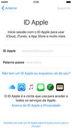 Apple iPhone 6 iOS 9 - Primeiros passos - Como ligar o telemóvel pela primeira vez -  19
