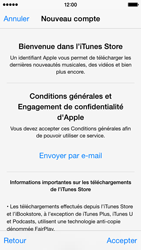 Apple iPhone 5s - iOS 8 - Applications - Télécharger des applications - Étape 11
