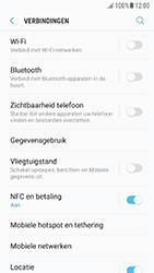Samsung Galaxy A3 (2016) - Android Nougat - WiFi - Mobiele hotspot instellen - Stap 5