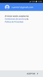 Samsung Galaxy S7 - E-mail - Configurar Gmail - Paso 14