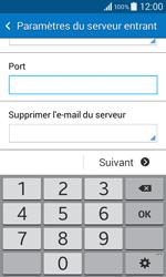 Samsung G355 Galaxy Core 2 - E-mail - Configuration manuelle - Étape 10