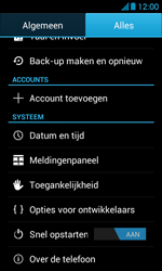 Huawei Ascend Y300 - Software updaten - Update installeren - Stap 4