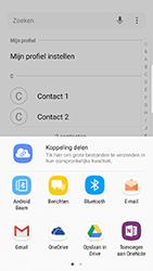 Samsung Galaxy S7 Edge - Android N - Contacten en data - Contacten overzetten via Bluetooth - Stap 8