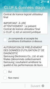 Samsung Galaxy Note 4 - Premiers pas - Créer un compte - Étape 4