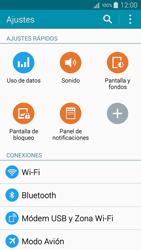 Samsung Galaxy A3 - WiFi - Conectarse a una red WiFi - Paso 4