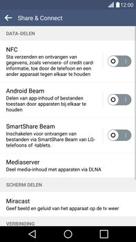 LG G4 - NFC - NFC activeren - Stap 5