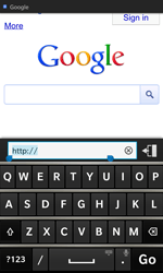 BlackBerry Z10 - Internet - Internet browsing - Step 10