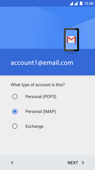 OnePlus 2 - Email - Manual configuration - Step 12
