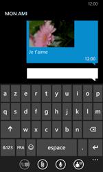 Nokia Lumia 630 - MMS - Envoi d