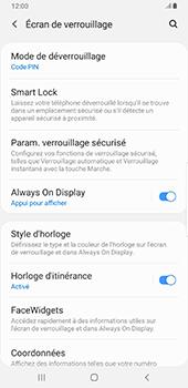 Samsung Galaxy S9 Plus - Android Pie - Sécurité - activéz le code PIN de l'appareil - Étape 13