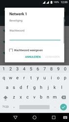 Wiko U-Feel Lite - Wi-Fi - Verbinding maken met Wi-Fi - Stap 7