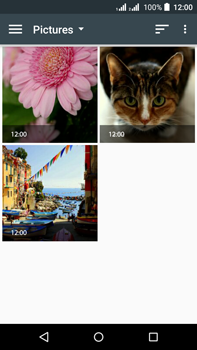 Acer Liquid Z630 - MMS - envoi d'images - Étape 16