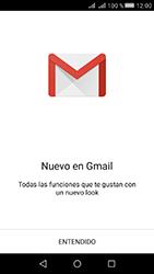 Huawei Y5 II - E-mail - Configurar Gmail - Paso 4