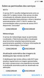 Huawei P9 Lite - Android Nougat - Primeiros passos - Como ligar o telemóvel pela primeira vez -  9