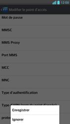 LG Optimus F6 - Premiers pas - Configurer l