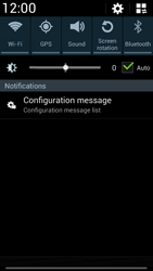 Samsung I9295 Galaxy S IV Active - MMS - Automatic configuration - Step 4