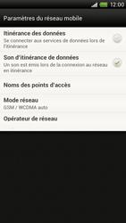 HTC S720e One X - MMS - configuration manuelle - Étape 6